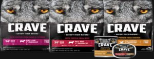 "Crave Dog Food uses ""The Preditor"" from Current Music"