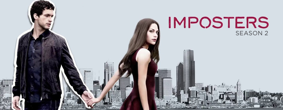 Imposters uses Current Music in Season 2