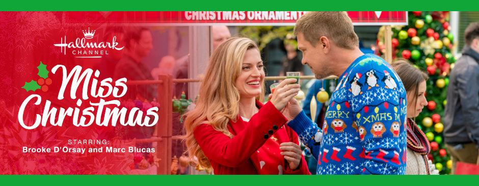 Miss Christmas Hallmark Movie