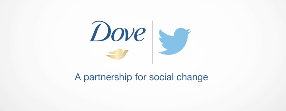 Dove and Twitter