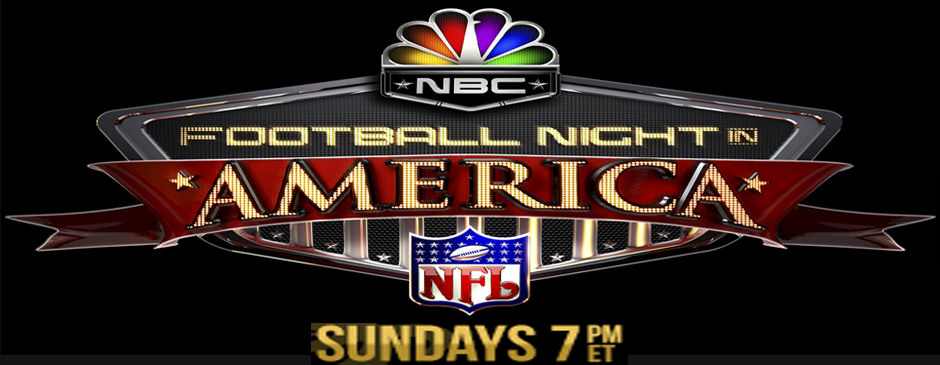 Football Night In America on NBC with Current Music