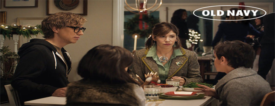 Old Navy Kids Table Christmas Commercial