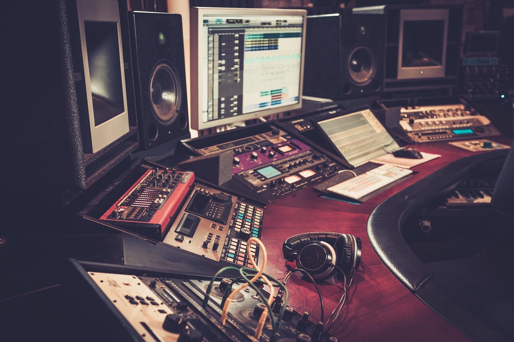 Current Music: Services - Sound Design
