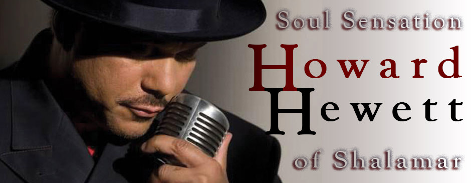 Howard Hewett Current Music