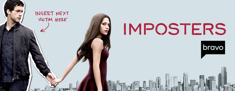 Current Music Placement in Imposters TV Show